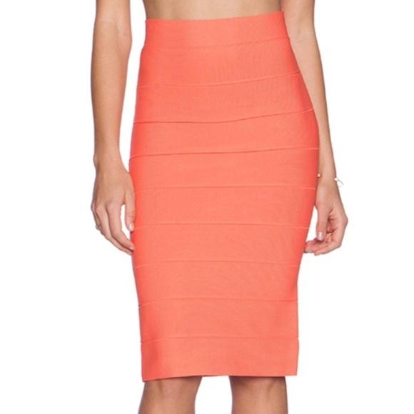 ef9a219da BCBGMaxAzria Dresses & Skirts - BCBGMaxAzria Leger Pencil Skirt - Ambrosia